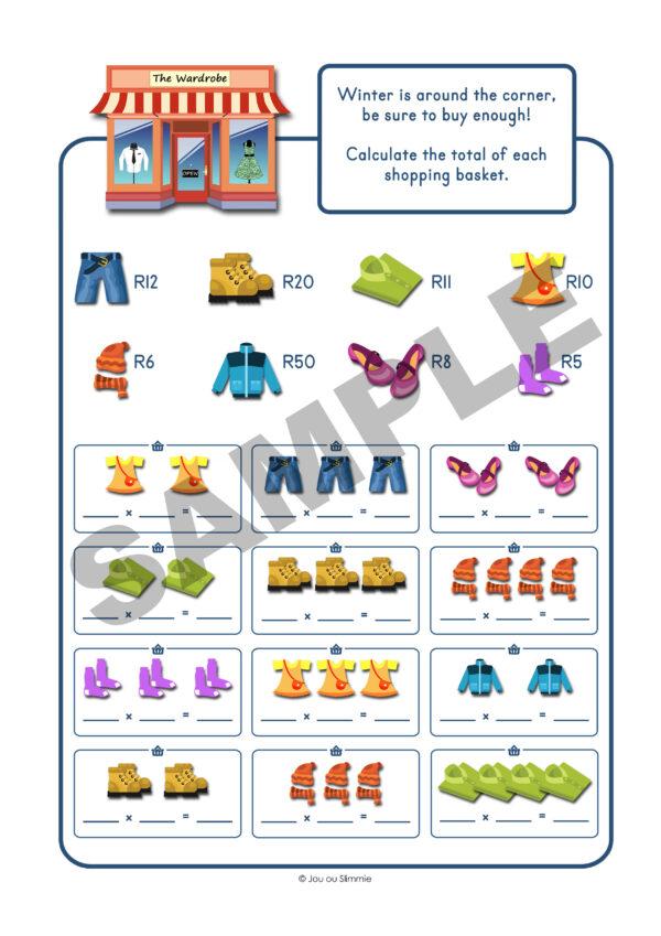 Shop examples